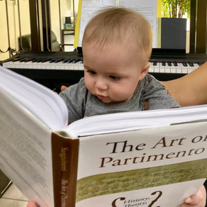 """My review about """"The Art of Partimento"""" on Amazon"""