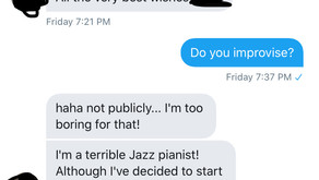 I talk to a concert pianist about classical improvisation on twitter
