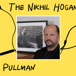 Peter Pullman interview