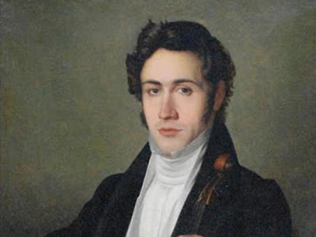 How did Paganini learn music?