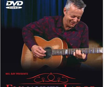 Tommy Emmanuel Uploads Guitar Instructional Videos for Free on YouTube