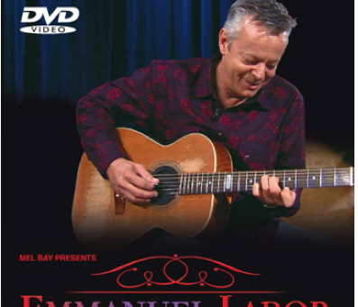 Tommy Emmanuel Uploads Guitar Instructional Videos for Free on YouTube