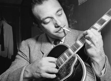 How did Django Reinhardt learn music?