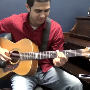 Guitar Lessons with Nikhil Hogan