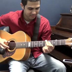 Guitar Lessons with Nikhil Hogan