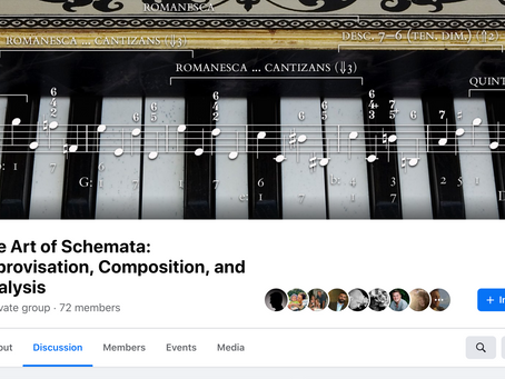New Facebook Group dedicated to Music Schemata created