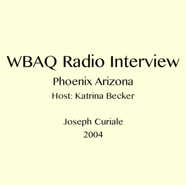 WBAQ Radio Interview 2004