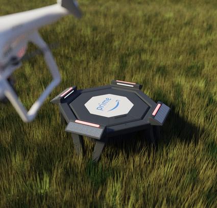 DRONE PAD