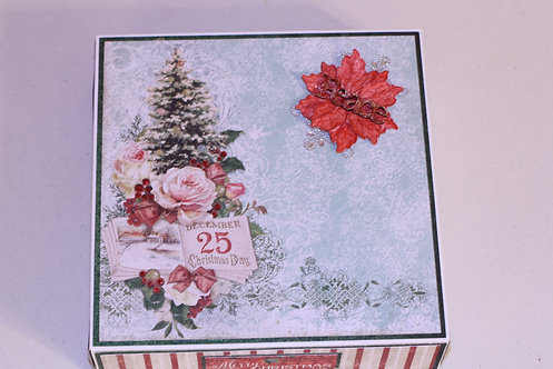 Victorian ChristmasAlbum in a Box