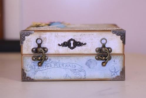 Seaside Cottage Treasure Box