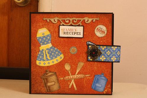 BB Family Recipes Album
