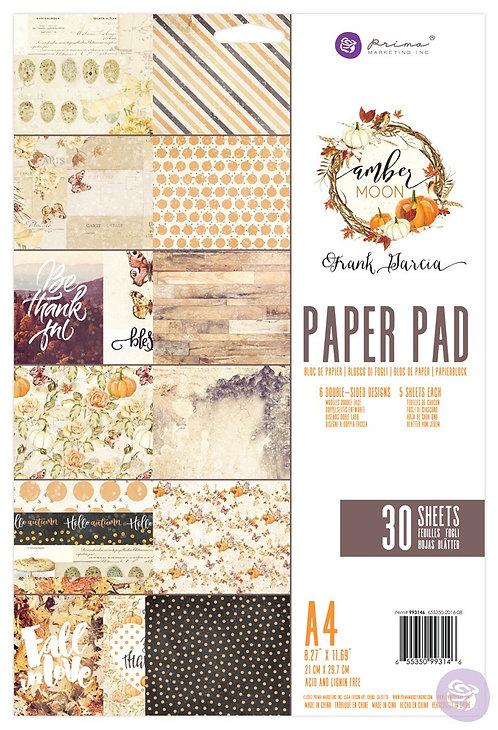 Prima Amber Moon A4 Paper Pad