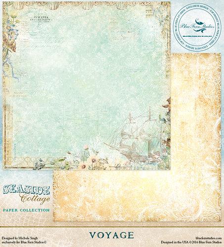 Blue Fern Voyage