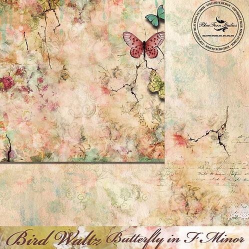 Bird Waltz-Butterfly in F Minor