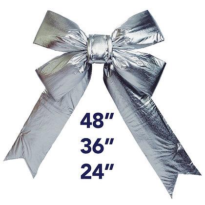 Commercial Grade Silver Bows