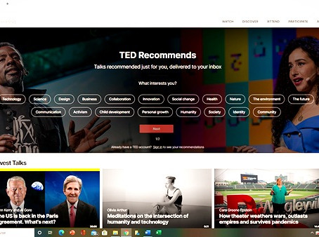 5 TED TALKS imperdíveis sobre arquitetura