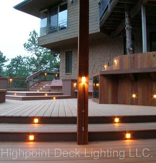 Photo Gallery Highpoint Deck Lighting