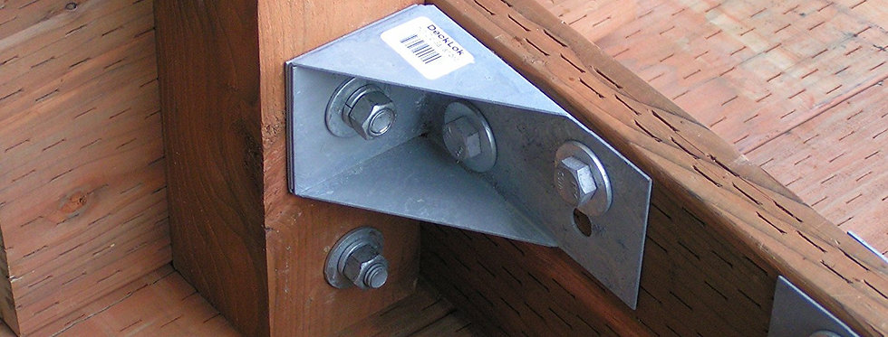 Screw Products Inc DeckLok Lateral Anchor