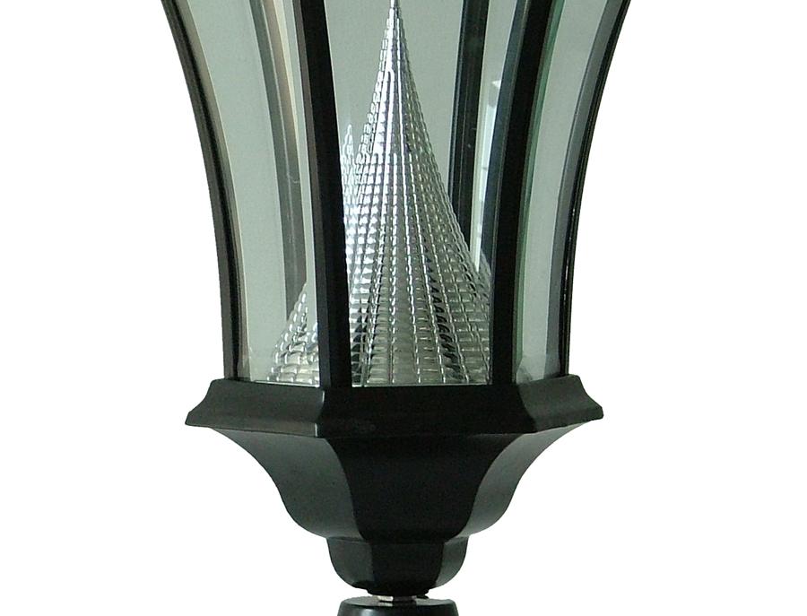 Gama Sonic Victorian Pole Mount Light
