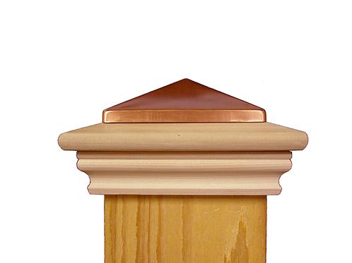 West Creek Metal Post Cap