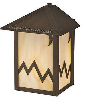 Pikes Peak Wall Light