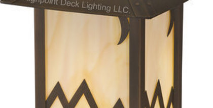 Highpoint Pikes Peak Wall Light