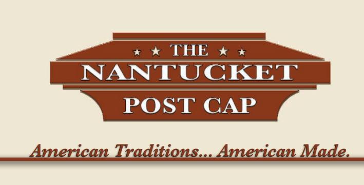 Nantucket Post Cap Colonial Pyramid