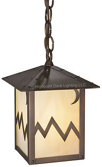 Pikes Peak Hanging Light