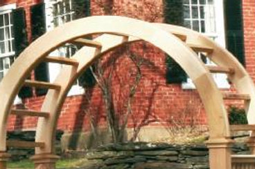 Brant Point Arbor Arch