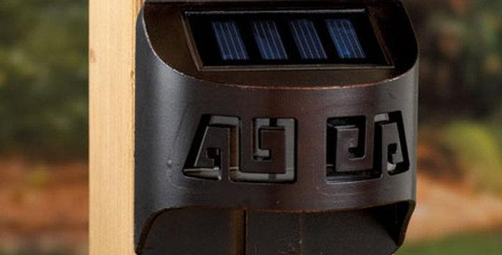 Deckorators Designer Labyrinth Solar