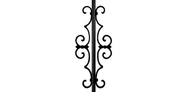 Deckorators Classic Centerpiece Fleur-De-Lis