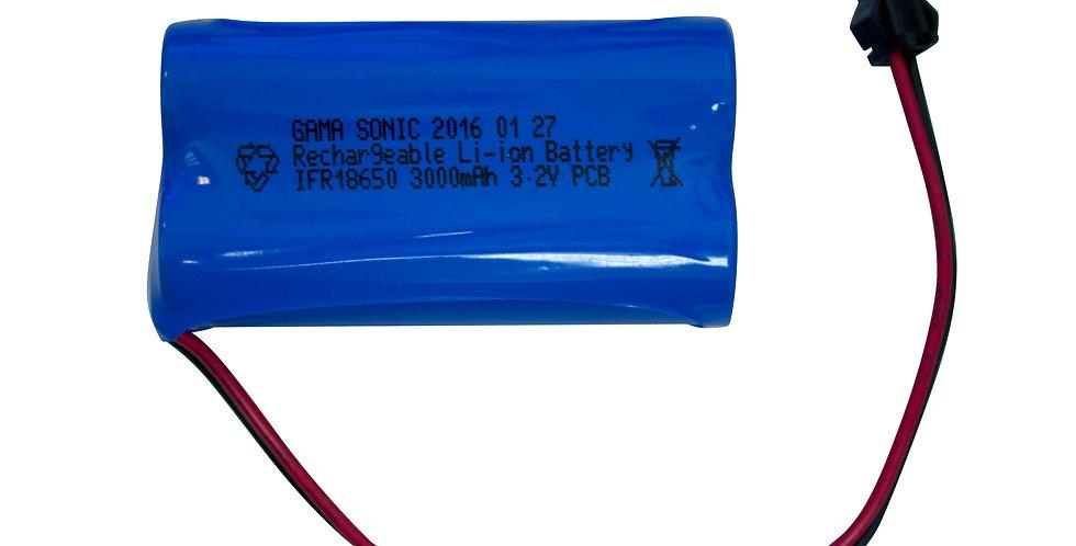 Gama Sonic LiOn Battery 3.2V 3000mAh