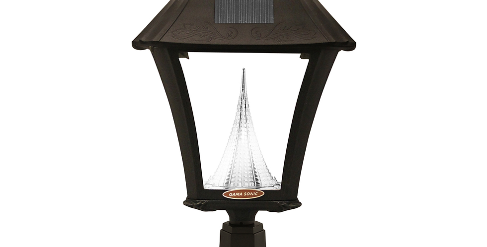 Gama Sonic Baytown Post Lamp