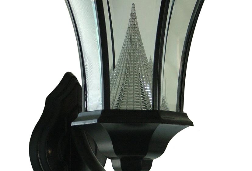 Gama Sonic Victorian Wall Lamp