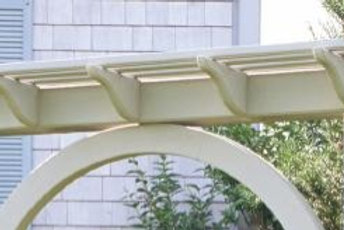 Seaside Pergola Top