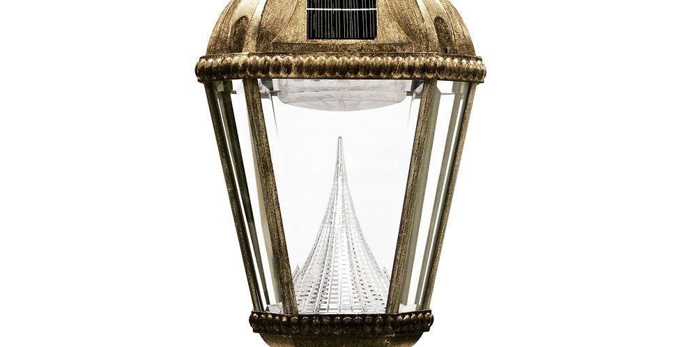 Gama Sonic Royal Post Mount Light