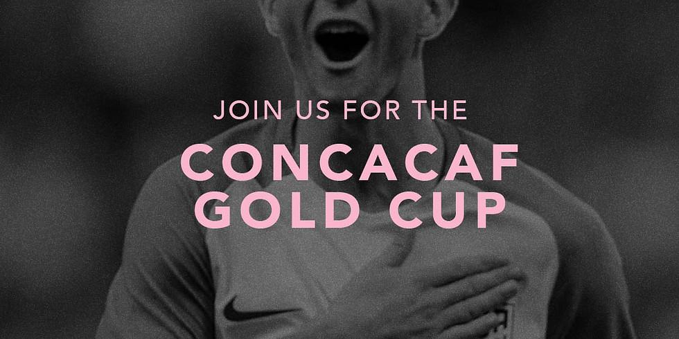 Gold Cup: USA vs Guyana