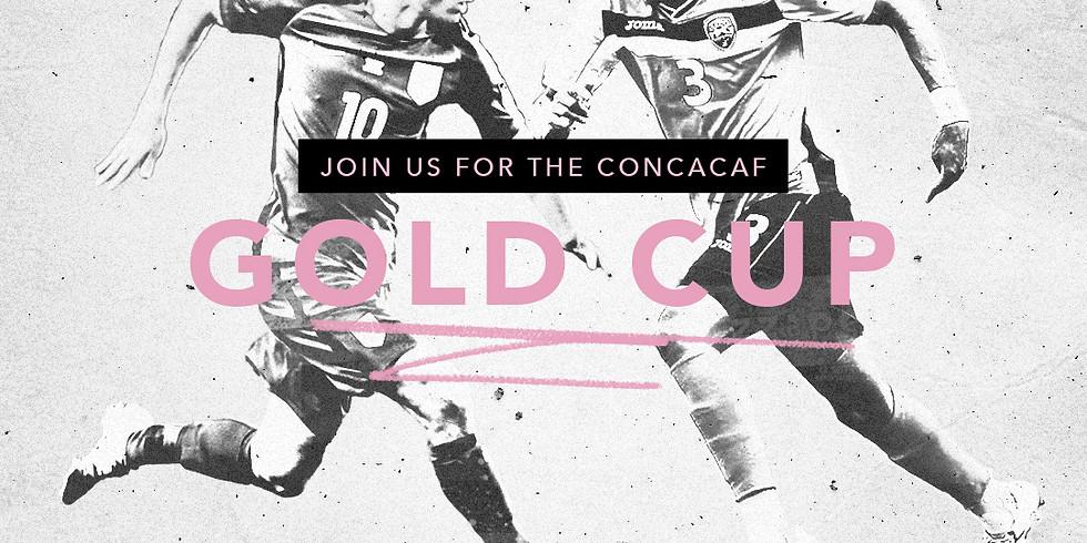 Gold Cup: USA vs Trinidad & Tobago