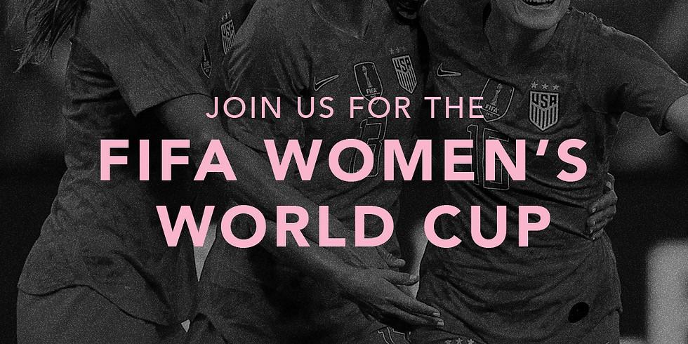Women's World Cup: USA vs Sweden