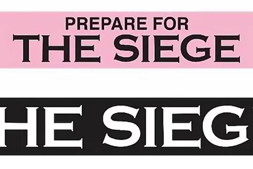 Siege Strong Scarf