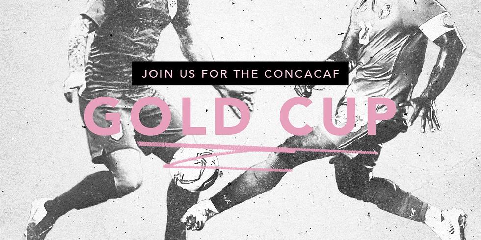 Gold Cup:  USA vs Panama