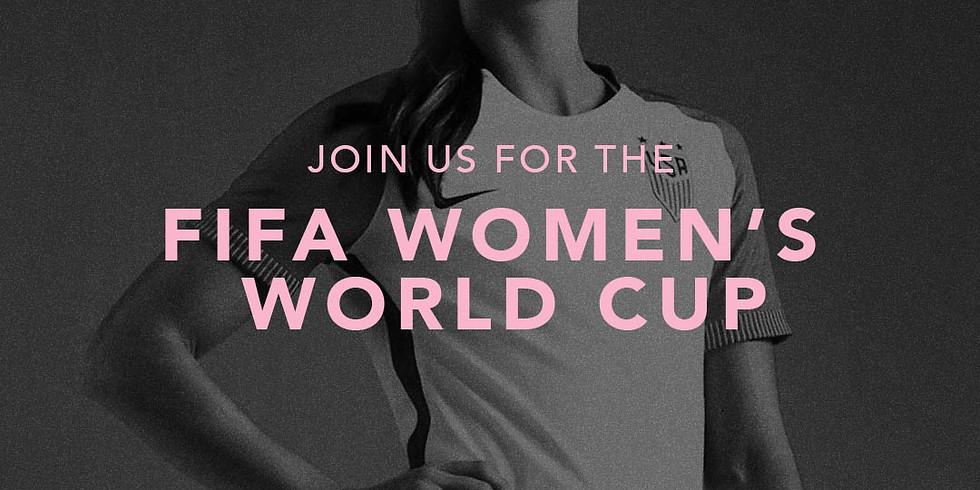 Women's World Cup: USA vs Thailand