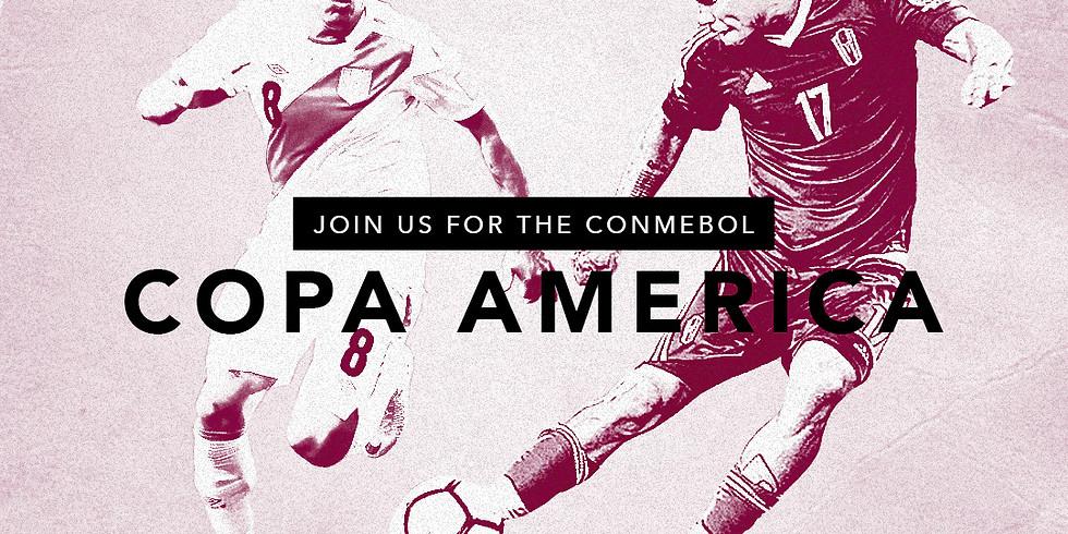 Copa America: Venezuela vs Peru