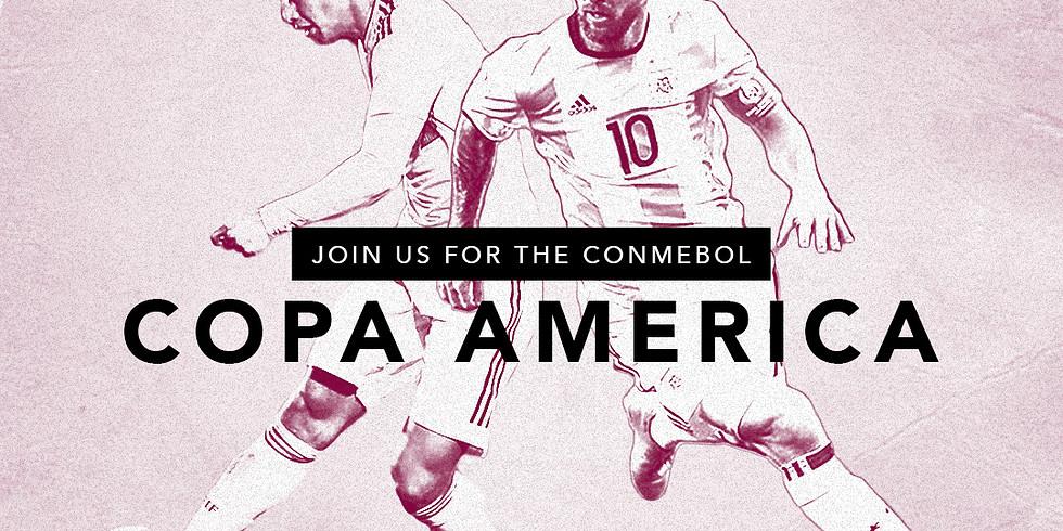 Copa America: Colombia vs Argentina