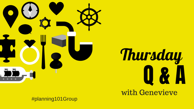 Thursday Q & A