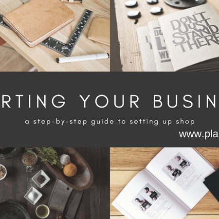 I want to know about starting a business.