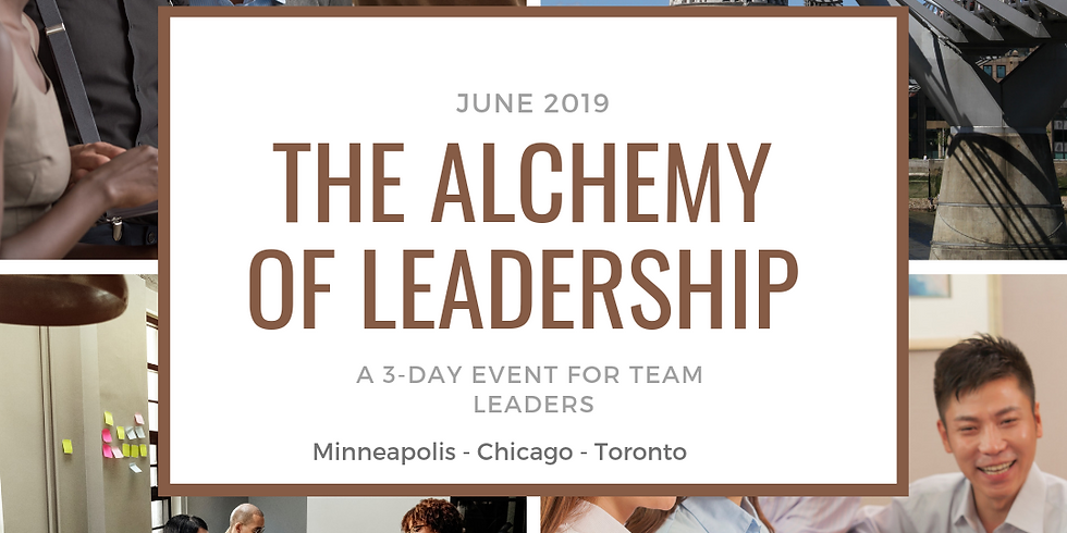 The Alchemy of Leadership