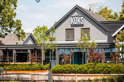 Restaurant Koks: de buren
