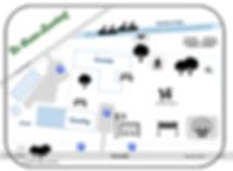 groepsacommodatie plattegrond
