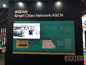 Asean Smart Cities Network @Bitec